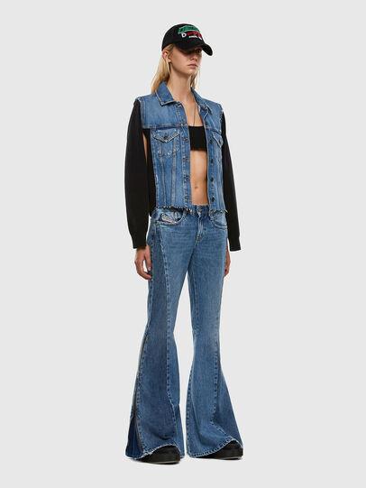 Diesel - D-Ferenz 009JD, Bleu Clair - Jeans - Image 7