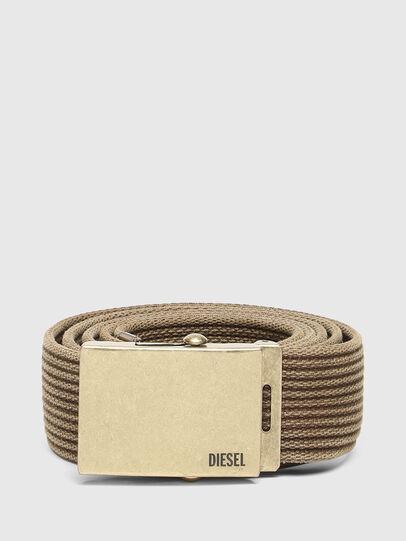 Diesel - B-COMBA, Light Brown - Belts - Image 1