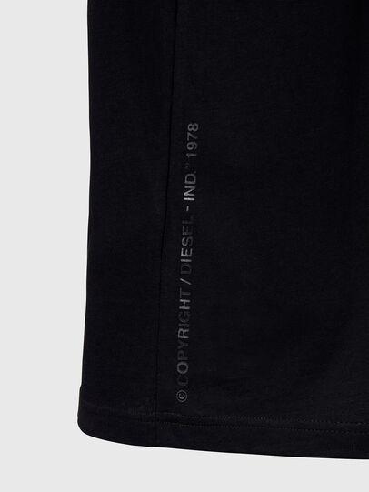 Diesel - T-MOONY-X2, Black - T-Shirts - Image 4