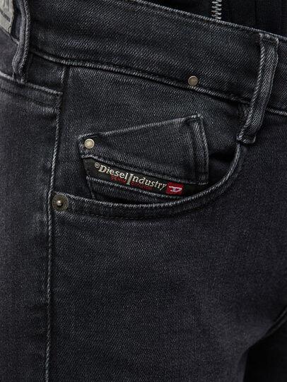 Diesel - D-Ebbey 0870G, Noir/Gris foncé - Jeans - Image 4