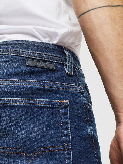 Diesel - Thommer JoggJeans 088AX, Bleu Foncé - Jeans - Image 6