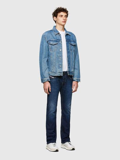 Diesel - Zatiny 082AY, Bleu Foncé - Jeans - Image 4
