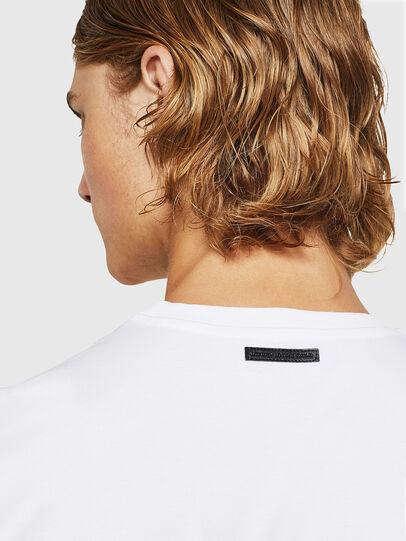 Diesel - TY-X1, Blanc - T-Shirts - Image 3