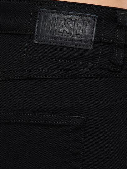 Diesel - Babhila 069EI, Noir/Gris foncé - Jeans - Image 3