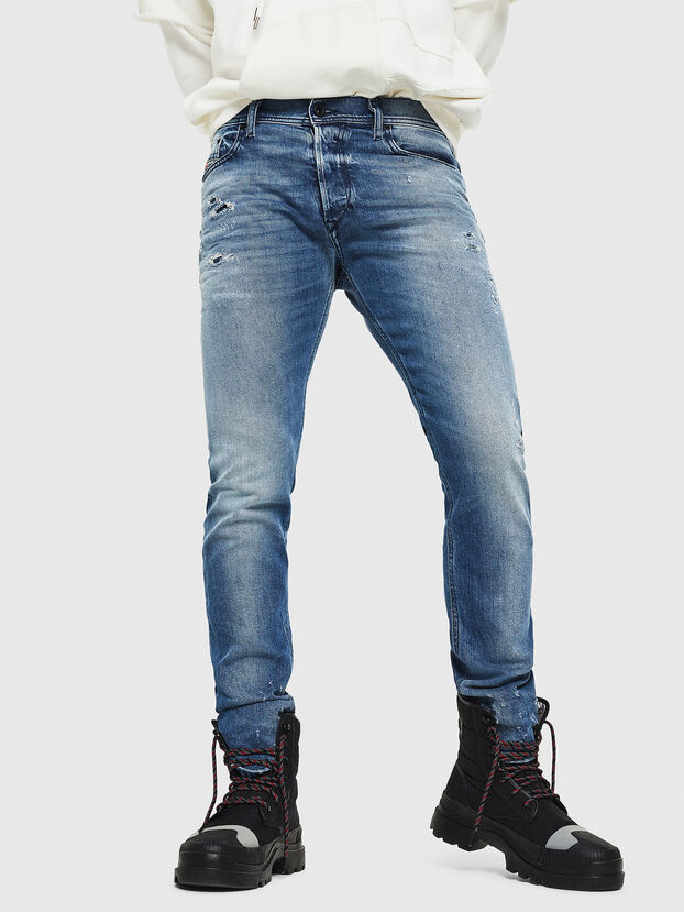 Tepphar 0090L, Medium Blue - Jeans