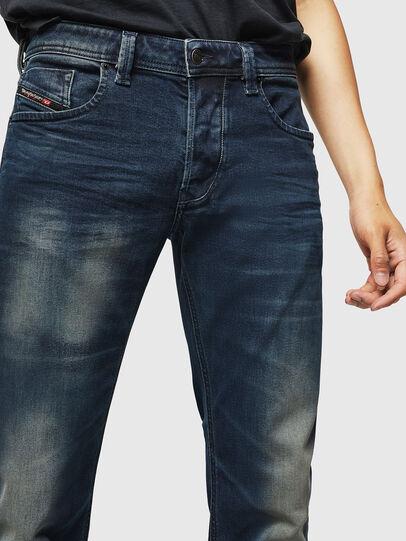 Diesel - Larkee 084AU, Bleu Foncé - Jeans - Image 3