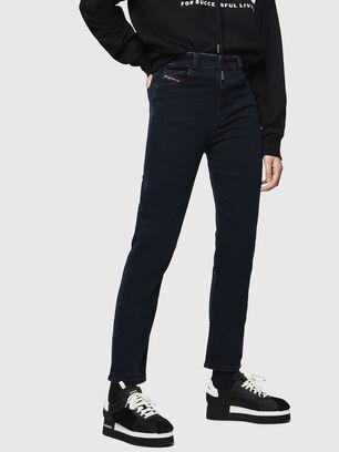 D-Eiselle 069GL, Bleu Foncé - Jeans