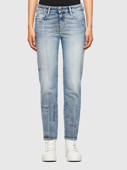Diesel - D-Rifty 009VV, Bleu Clair - Jeans - Image 1