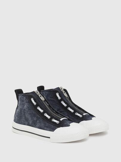 Diesel - S-ASTICO MZIP, Dark Blue - Sneakers - Image 2