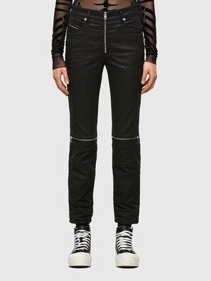 D-Joy JoggJeans® 069TT, Noir/Gris foncé - Jeans