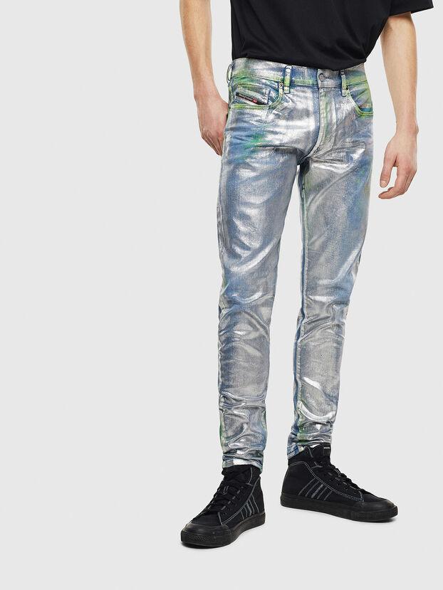 D-Strukt 069LU, Bleu moyen - Jeans