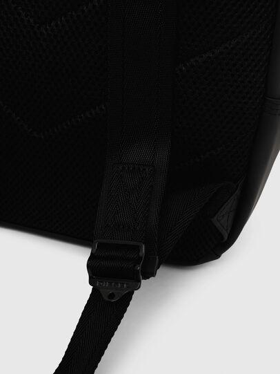 Diesel - F-BOLD BACK FL II, Black - Backpacks - Image 6