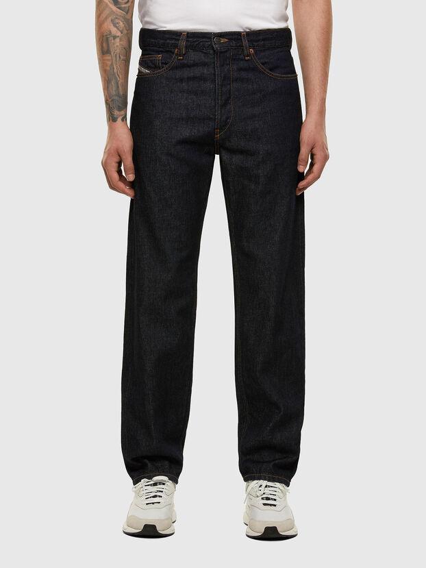 D-Macs 009HP, Bleu Foncé - Jeans