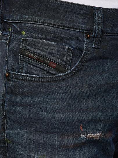 Diesel - D-Strukt JoggJeans® 069QH, Bleu Foncé - Jeans - Image 3