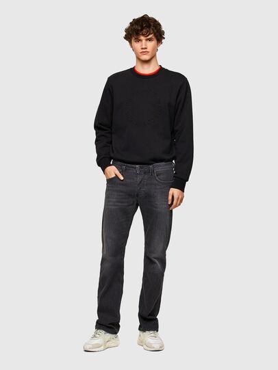 Diesel - Larkee 069SU, Black/Dark Grey - Jeans - Image 5