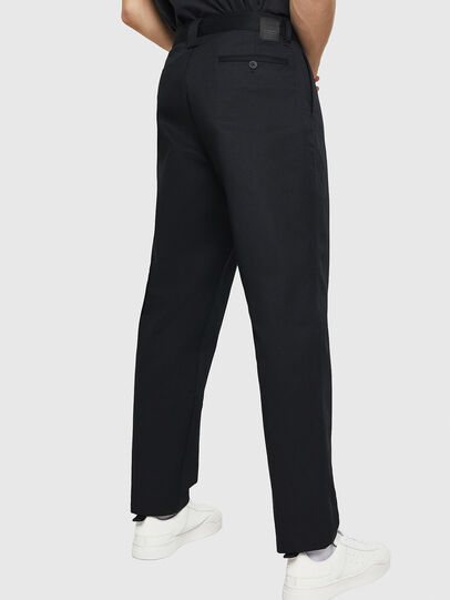 Diesel - P-MORGY, Noir - Pantalons - Image 2