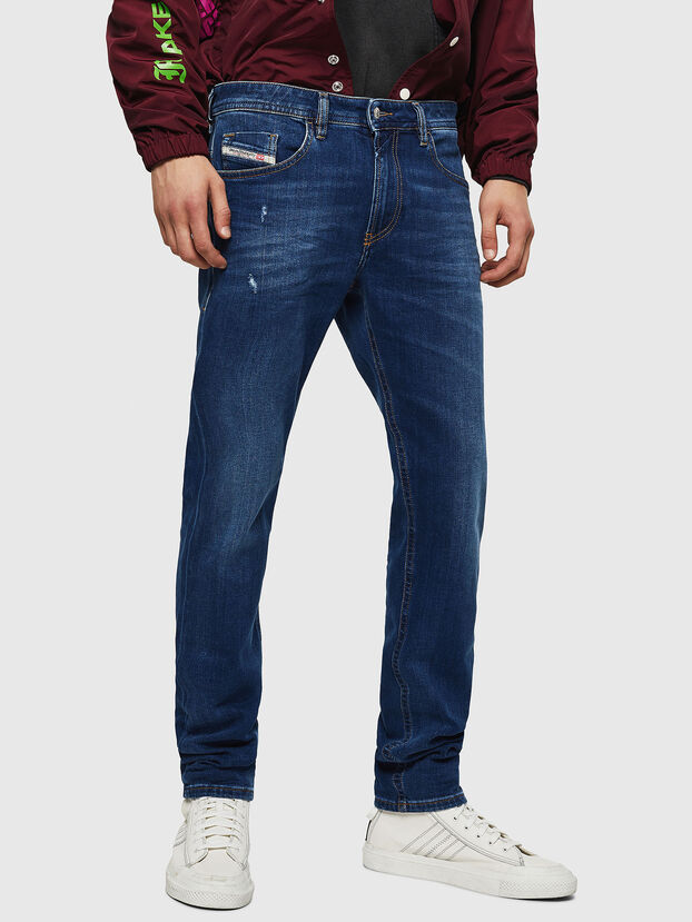 Thommer 083AZ, Dark Blue - Jeans