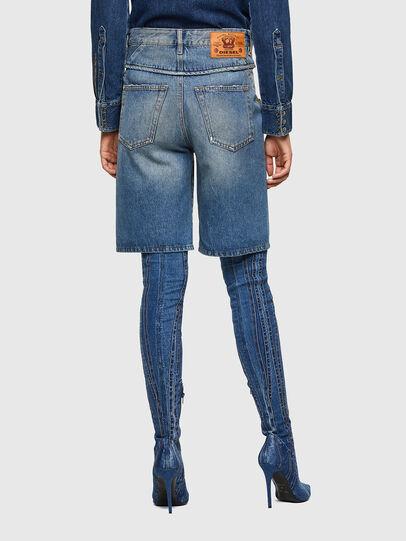 Diesel - DE-REGY-SP, Bleu Clair - Shorts - Image 2
