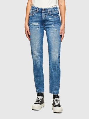 D-Joy 009MV, Bleu Clair - Jeans