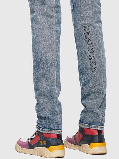 Diesel - D-Kras 009VW, Bleu Clair - Jeans - Image 6