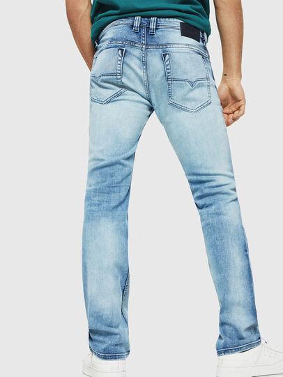 Diesel - Safado C81AS, Light Blue - Jeans - Image 2