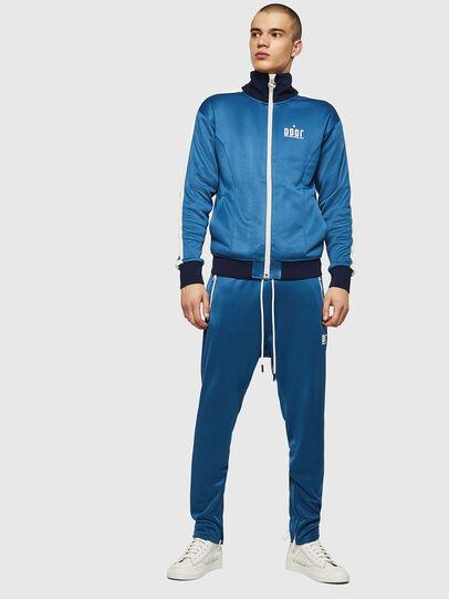 Diesel - S-ELMAR, Brilliant Blue - Sweatshirts - Image 1