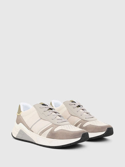 Diesel - S-BRENTHA FLOW, Dirty White - Sneakers - Image 2