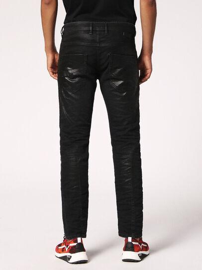 Diesel - Krooley JoggJeans 084JB, Noir/Gris foncé - Jeans - Image 2