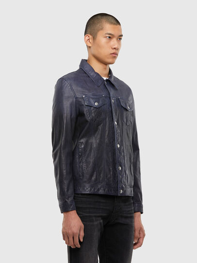 Diesel - D-Strukt 0098B, Black/Dark Grey - Jeans - Image 7