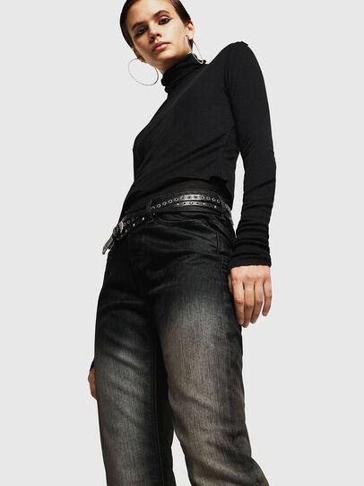 Diesel - TYPE-1820, Noir - Jeans - Image 4