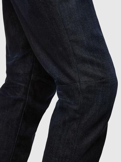 Diesel - D-Strukt 009MP, Bleu Foncé - Jeans - Image 5