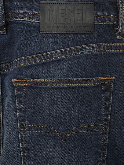 Diesel - Buster 009MA, Dark Blue - Jeans - Image 4