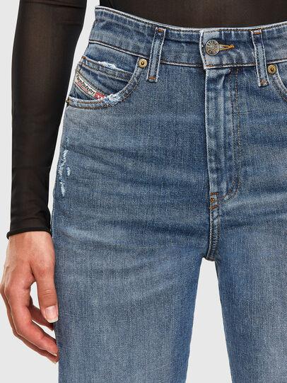 Diesel - D-Eiselle 009CZ, Bleu moyen - Jeans - Image 3