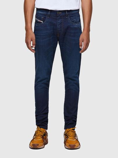 Diesel - D-Strukt JoggJeans® 069WS, Bleu Foncé - Jeans - Image 1