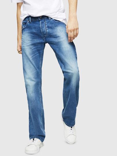 Diesel - Larkee C84NV, Bleu Clair - Jeans - Image 1