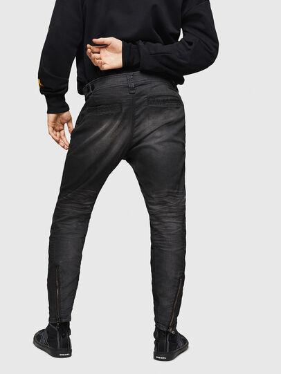 Diesel - D-Earby JoggJeans 069GN, Black/Dark Grey - Jeans - Image 2
