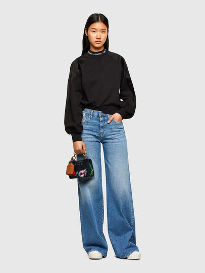 Diesel - D-Akemi 009EU, Bleu Clair - Jeans - Image 5