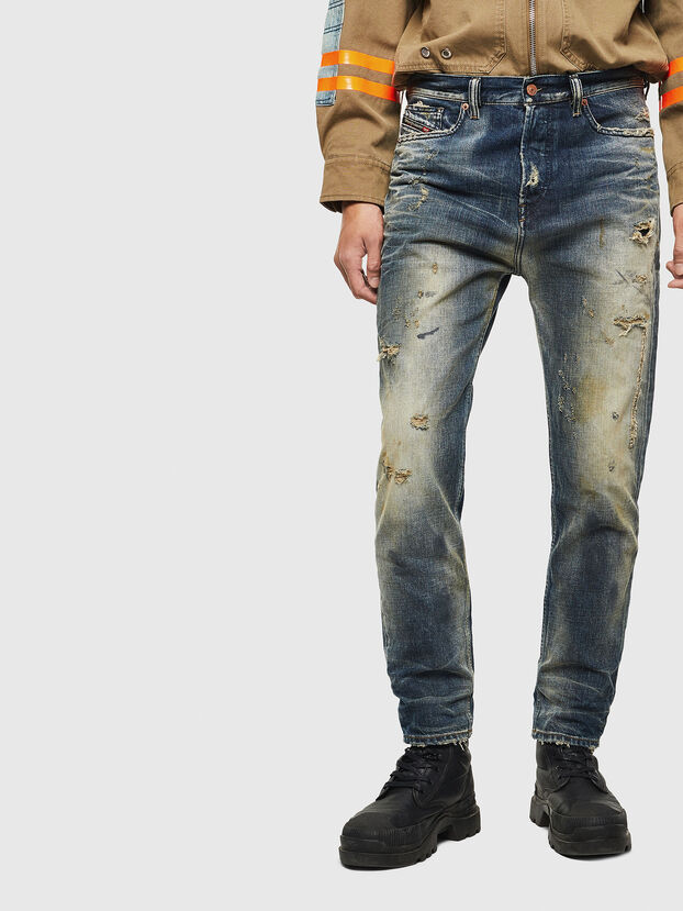 D-Vider 0098S, Bleu moyen - Jeans