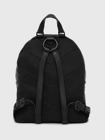 Diesel - LE-ZIPPER BACKPACK, Noir - Sacs à dos - Image 2