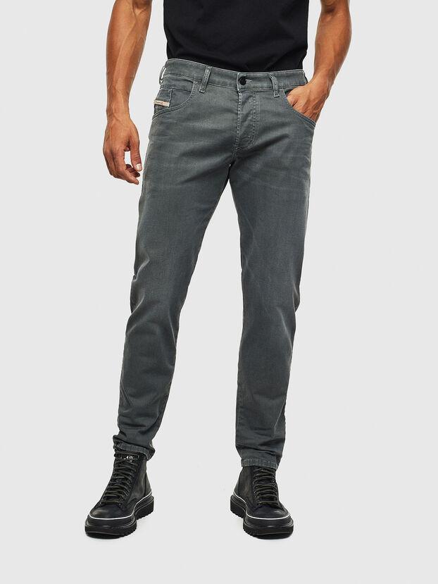 D-Bazer 0699P, Vert Mélange - Jeans
