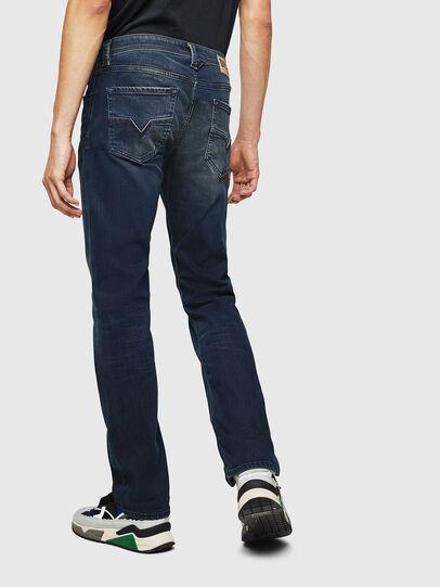 Diesel - Larkee 084AU, Bleu Foncé - Jeans - Image 2