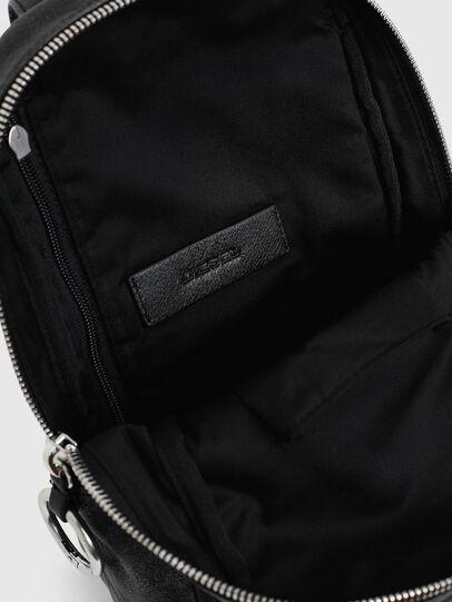 Diesel - ALTAVILLA, Black - Backpacks - Image 5