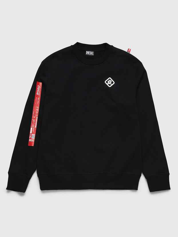 CC-S-BAY-COLA, Black - Sweatshirts