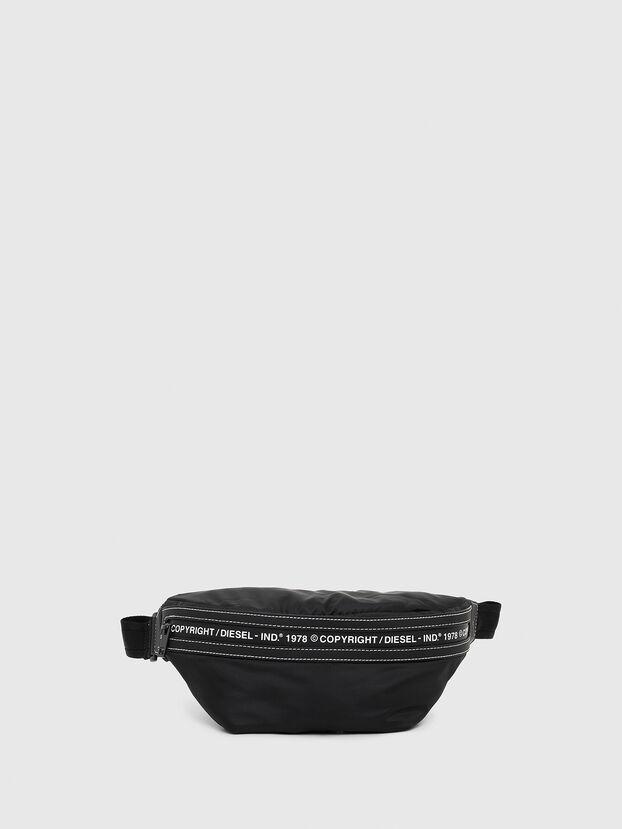 NELUMBO, Black - Belt bags