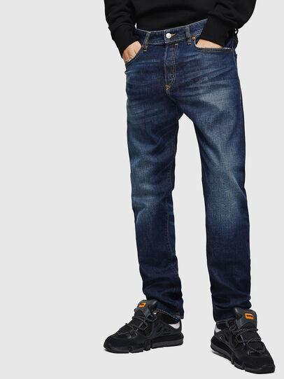 Diesel - Buster 084AC, Bleu Foncé - Jeans - Image 5