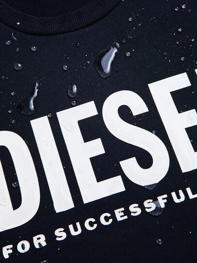 Diesel - S-GIR-DIVISION-LOGO, Dark Blue - Sweatshirts - Image 6