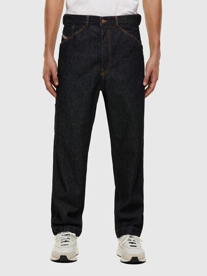 Diesel - D-Franky 009HP, Bleu Foncé - Jeans - Image 1