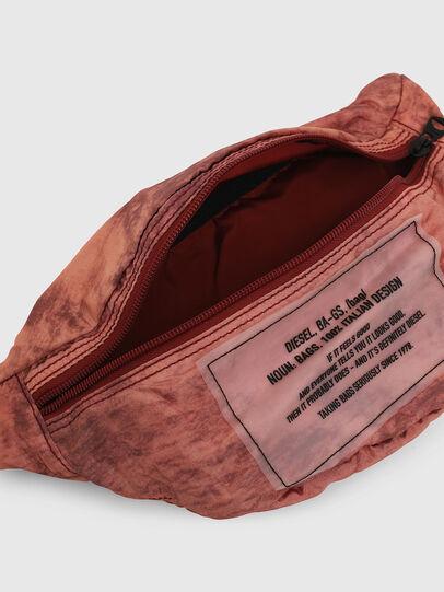 Diesel - BELTPAK, Rouge - Sacs ceinture - Image 5