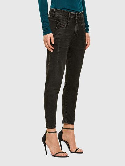 Diesel - FAYZA JoggJeans® 009HM, Noir/Gris foncé - Jeans - Image 5