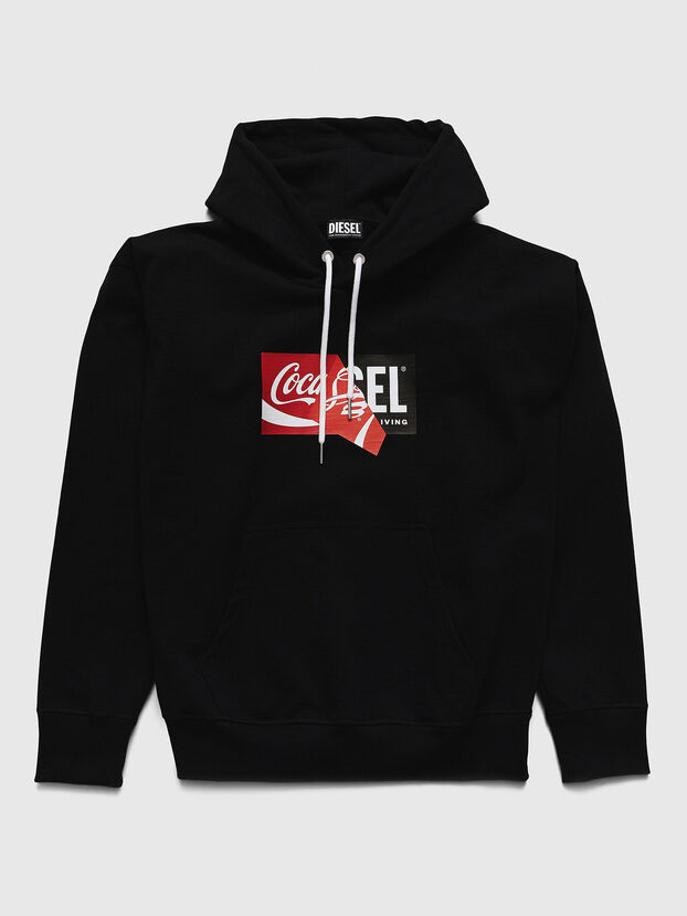 CC-S-ALBY-COLA, Noir - Pull Cotton